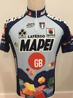 VTG Sportful Mens Mapei Colnago Cycling Jersey Italy 1995 Size XL