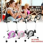 TOP Magnetic Fitness Cardio Workout Exercise Bike Weight Loss Machine UK