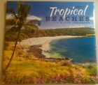 2017 TROPICAL BEACHES 16 Month Wall Calendar 12 x 11 SEALED NIP NEW