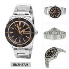 Seiko Analog Casual Watch 5 SPORTS Silber Herren SNZH57J1