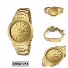 Seiko Watch 5 Automatic Gold Herren SNKA10K1