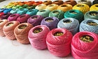 40 ANCHOR Pearl Cotton Crochet Threads Balls J  P Size 8 85 Meters each New
