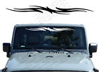 Tribal Windshield Banner Decal Back Window Sticker Fits Jeep Silverado Wb10