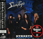 SAVATAGE - STREETS (A ROCK OPERA), 2014 JAPAN CD + OBI, NEW - SEALED!