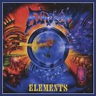 ATHEIST Elements JAPAN CD YSCY-1163 2009 OBI