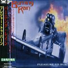 BURNING RAIN Pleasure To Burn JAPAN CD PCCY-01475 2000