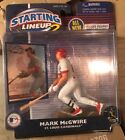 MARK MCGWIRE - 2001 SLU2 Starting Lineup St. Louis Cardinals  Action Figure