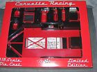 GMP 118 Diecast Corvette Tool and Trailer Set in Red Brand New Condition