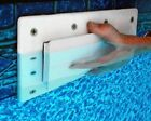 Wide Mouth Pool Skimmer Plug Cover Air Tight Seal Simpooltech Pool Spa Equipment
