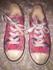 Kids Pink Rose Converse Sneakers Size Youth 1