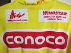 Voler Cycling Jersey Womens XL Yellow Short Sleeve Vintage UEC Free Ship A66