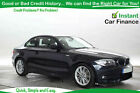 BMW 118 20TD M Sport GOOD BAD CREDIT CAR FINANCE