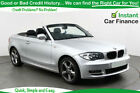 BMW 118d 20TD 2010 M Sport Convertible GOOD BAD CREDIT CAR FINANCE