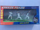 GREG MADDUX  FREEZE FRAME 1998 STARTING LINEUP ATLANTA BRAVES