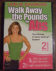 NEW unopened Leslie Sansone Walk Away The Pounds For Abs workout exercise DVD