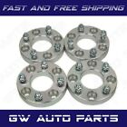 4PC Wheel Spacer Adapters 4x100 CB 71MM Thick 1.25