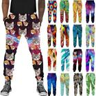 Graphric 3D Printed Men/Women Sports Jogger Drawstring Baggy Sweatpants Trousers