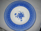 Churchill Out of the Blue Rimmed Soup bowl/s England Excellent