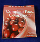 Weight Watchers Complete Food Companion 2009 18400 foods o4