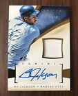 2014 Immaculate Bo Jackson Auto Autographed Signed Game Used Jersey Baseball 49