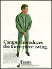 1975 vintage ad for Campus Sportswear  -447