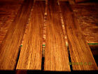 PACKAGES OF THIN PREMIUM KILN DRIED SANDED EXOTIC ZEBRAWOOD LUMBER WOOD