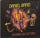 DANIEL BAND - RUNNING OUT OF TIME (*Used-CD, 2012, Retroactive) Xian metal