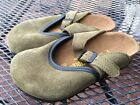 Birkenstock Boys Suede Clogs Sandals Youth Size 29 US 11