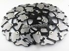 Front Brake Rotor Disc For Suzuki GSX1300R HAYABUSA 1999-2007 GSX1400