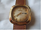 VINTAGE SWISS MADE FORTIS FAIRLINE HIFI-MATIC  AUTOMATIC WATCH 25J  ETA 2789