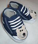 NWOT SHOES SNEAKERS w BEAR 0 3 MONTHS SIZE 1 BABY INFANT NEWBORN B