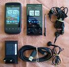 Lot of 2 HTC Windows Smartphones Touch2 T3333  Touch Diamond P3700