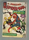 The Amazing Spider Man 16 1964  GD VG FIGHTS DAREDEVIL SILVER AGE
