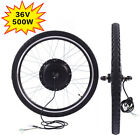 Electric Bicycle E Bike 26 36V 500W Front Wheel Motor Conversion Kit