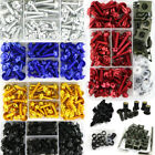 Complete Fairing Bolts Screws Kit For Yamaha YZF R6 R1 R25 R125 R3 T-MAX MT XJR