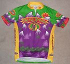 Vintage PRIMAL WEAR 2005 TRIPLE BYPASS EVERGREEN COLORADO Cycling Jersey Mens M