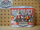 Marvel Super Hero Squad SEALED Wave 1 ANGEL  COLOSSUS red costumes 2 Pack
