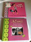 Scrap Book Lot My Pregnancy Keepsake And Moms Scrapbook Of Memories