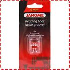 Janome Beading Foot (Wide) 9mm - 202098007
