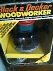 BLACK AND DECKER WOOD WORKER ROUTER DN 66