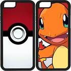 POKEMON GO POKEBALL IPHONE 5 5S 6 6S 7 8 PLUS X 4 4S 5C SE SCHUTZ HÜLLE 01 E