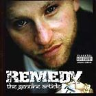The Genuine Article [PA] by Remedy (CD, Apr-2001, Fifth Angel Records)