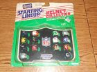 VINTAGE 1989 STARTING LINEUP NFC HELMET COLLECTION SEALED  ERROR ERROR NO LIONS