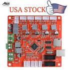 Anet A8 3D Printer Mainboard Motherboard w USB Connector Support Ramps14 MOS