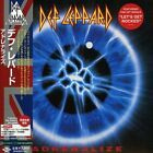 Def Leppard Adrenalize Japan CD UICY-93454 Limited Edition 2008 OBI