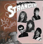STRANGER No Rules CD 1989 INDIE PRESS (not 2005 boot) AOR Hybrid Ice s5204