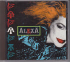 ALEXA s/t CD 1989 INDIE FEMALE GLAM AOR Paul Sabu Mark Free Saraya s5242