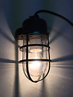 1920's Crouse-Hinds Explosion Proof  Vintage Industrial Wall Sconce Light UL