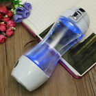 Water Portable Hydrogen Rich Ionizer Bottle Usb Cup Filter Maker Generator New