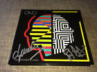 OMD - THE PUNISHMENT OF LUXURY - LIMITED HAND SIGNED CD+DVD EDITION + BONUS DISC